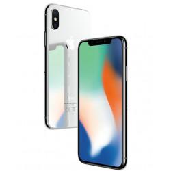 Apple iPhone X (256 Go) - Argent - Produit Reconditionné